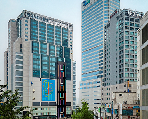 Hyundai City Outlet Dongdaemun