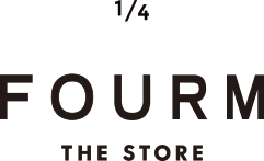 1/4 FOURM THE STORE